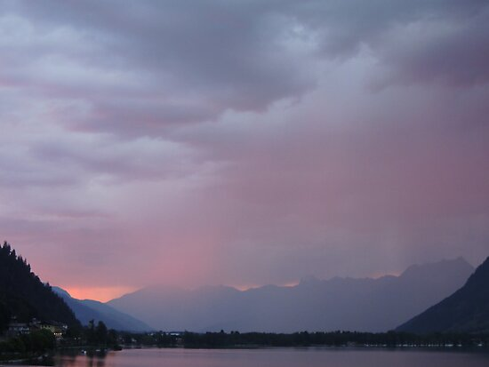 The Storm: Zell Am See by CreativeEm