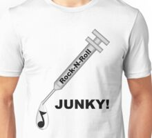 Rock N Roll 1B Unisex T-Shirt