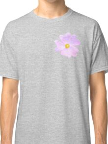 Pale Pink Flower Classic T-Shirt