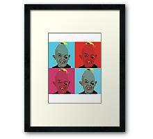 The Goonies Framed Print