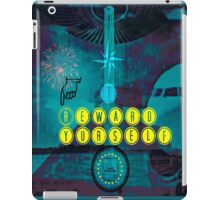 space departune iPad Case/Skin