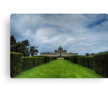Castle Howard in York Canvas Print