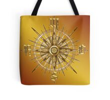 PC Gamer's Compass - Adventurer Tote Bag