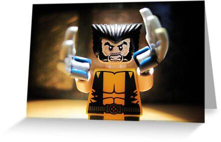 Nigel dreams of X-men by bricksailboat