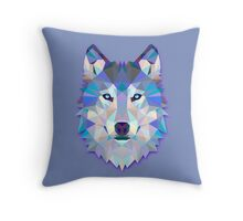 Wolf Animals Gift Throw Pillow