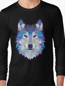 Wolf Animals Gift Long Sleeve T-Shirt