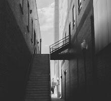 Alley. by Lindsay Osborne