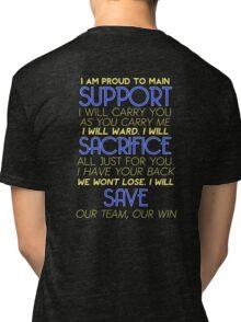 I Am Support Tri-blend T-Shirt