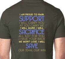I Am Support Unisex T-Shirt