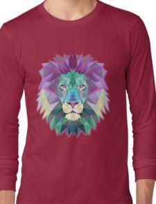 Lion Animals Gift Long Sleeve T-Shirt