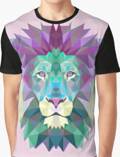Lion Animals Gift Graphic T-Shirt