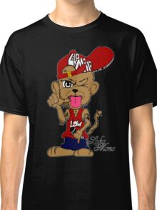 Retro Monkey (L.O.W.) Classic T-Shirt