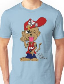 Retro Monkey (L.O.W.) Unisex T-Shirt