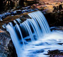Waterfall by Ashey Presland