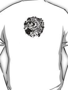 A whole new world - Back Black T-Shirt
