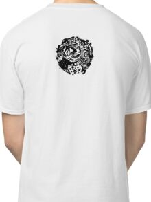 A whole new world - Back Black Classic T-Shirt