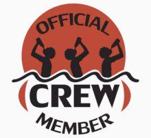 Official Beach Crew Member T-Shirt