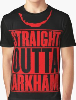 Arkham City Graphic T-Shirt