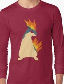 Quilava Long Sleeve T-Shirt