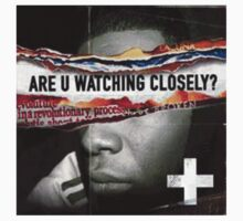 Jay Electronica: Are You Watching Closely Kids Tee