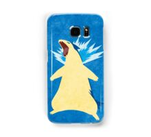 Blue Flame 157 Samsung Galaxy Case/Skin