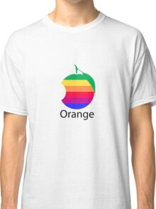 Orange Classic T-Shirt