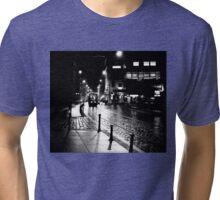 Night train Tri-blend T-Shirt