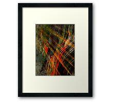 Natural Forces Framed Print