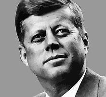 President Kennedy by warishellstore