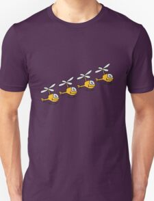 Cute Helicopters T-Shirt