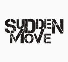 Sudden Move Logo Kids Tee