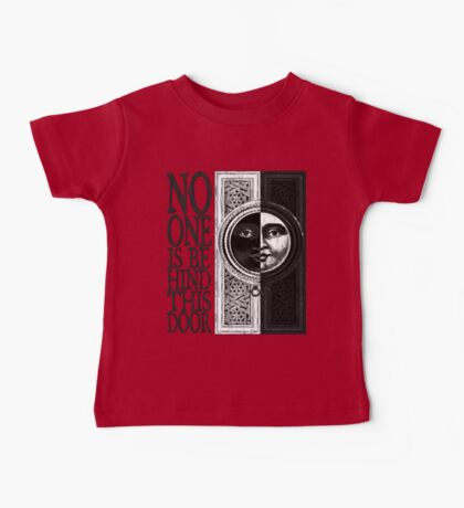 House of No One Baby Tee