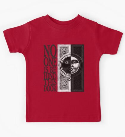 House of No One Kids Tee