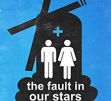 the fault in our stars by kelseyl