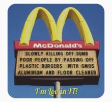 Mc Donalds Poison  by djhypnotixx