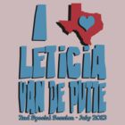 I Heart Leticia van de Putte by boobs4victory