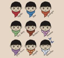Merlin's Many Scarves by sirwatson