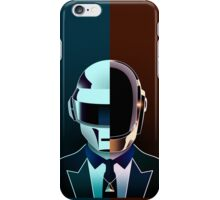 Daft Portrait (Together) iPhone Case/Skin