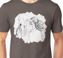 Your Face Here, Bowie Unisex T-Shirt