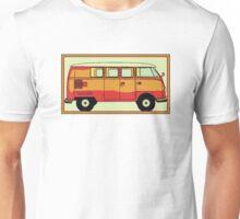VW umbrella van Unisex T-Shirt