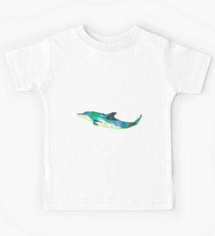 Dolphin Animals Gift Kids Tee