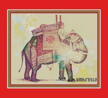 raja the elephant by littleumbrella