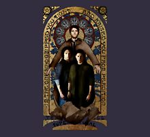 SUPERNATURAL gold medieval icon T-Shirt