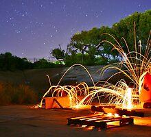 Fireballs #3 by Joel Mason