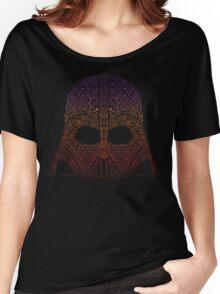 DarthNeonVader Women's Relaxed Fit T-Shirt
