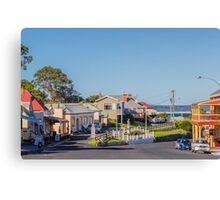 Stanley Townsite, Tasmania, Australia Canvas Print