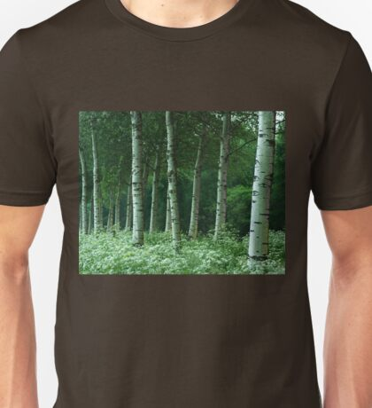 Where the May Fairies dance Unisex T-Shirt