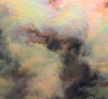 Rainbow Clouds by Theresa Selley