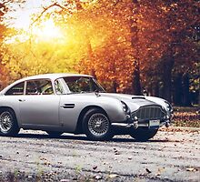 Aston Martin db6 by MrNuTruT