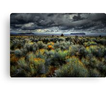 That Old Country Look Canvas Print